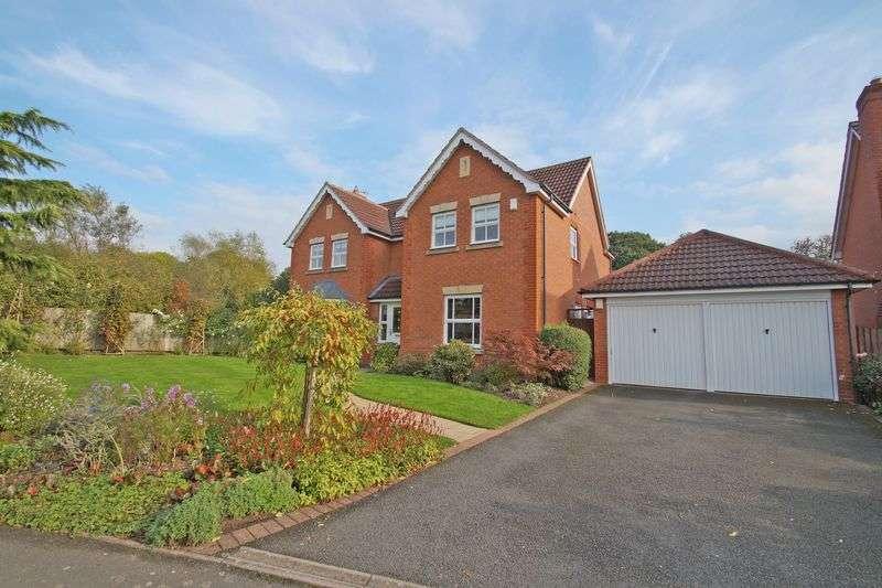 4 Bedrooms Detached House for sale in Great Hockings Lane, Webb Heath Redditch