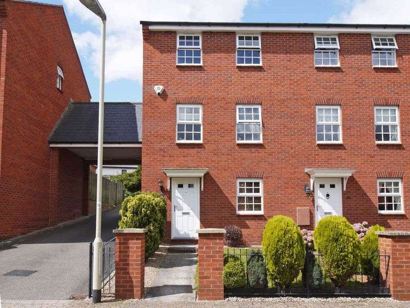 3 Bedrooms House for sale in EXMINSTER