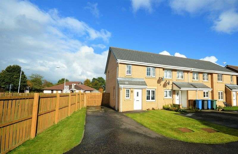 3 Bedrooms Terraced House for sale in Woodlea Grove, Woodside, Glenrothes
