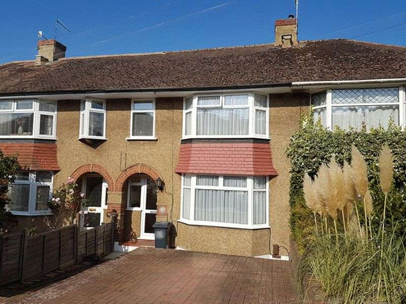 3 Bedrooms Terraced House for sale in Prince Albert Square, Salfords, REDHILL