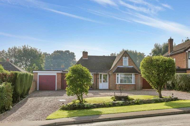 4 Bedrooms Detached Bungalow for sale in Main Road, Old Dalby