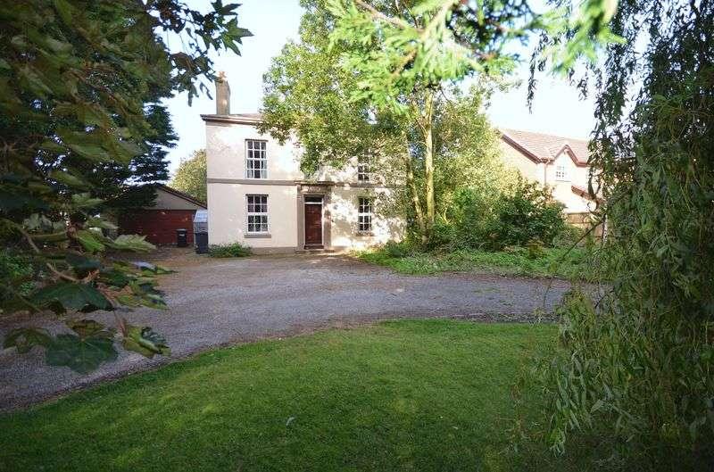 """4 Bedrooms Detached House for sale in """"Stalmine Lodge"""" Stricklands Lane, Stalmine, Lancs FY6 0LL"""