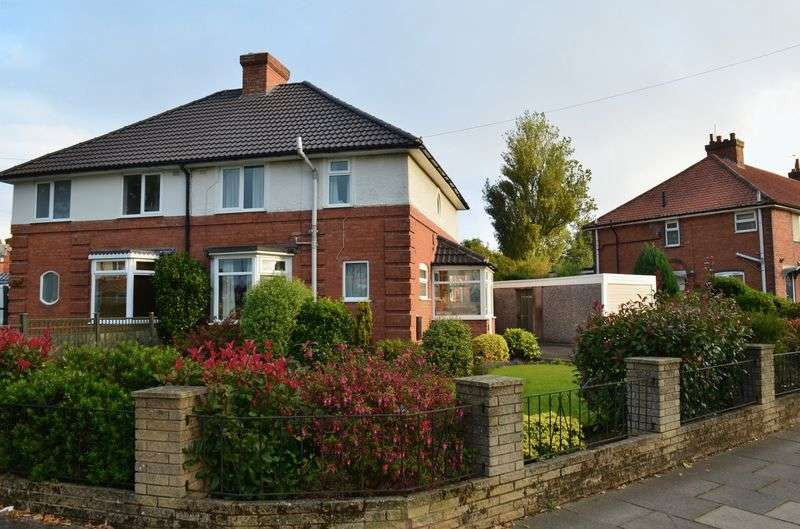 3 Bedrooms Semi Detached House for sale in Frankley Beeches Road, Northfield