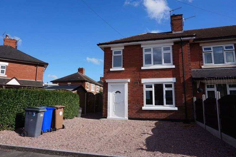 3 Bedrooms House for sale in Friars Road, Abbey Hulton, Stoke-on-Trent, ST2 8DQ