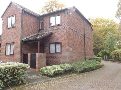 2 Bedrooms Flat for sale in Foxdale Court, Appleton, Warrington, WA4