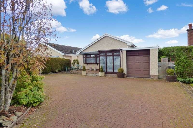 3 Bedrooms Detached Bungalow for sale in Hyacinth Way, Carluke