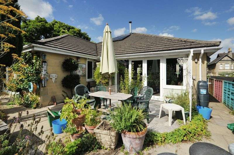 3 Bedrooms Detached Bungalow for sale in Larkhall, Bath