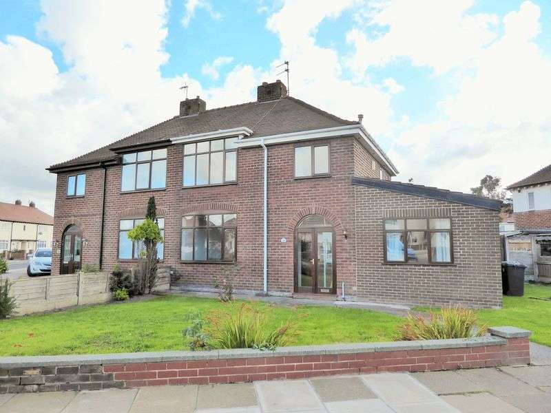 4 Bedrooms Semi Detached House for sale in The Causeway, Crossens, Southport