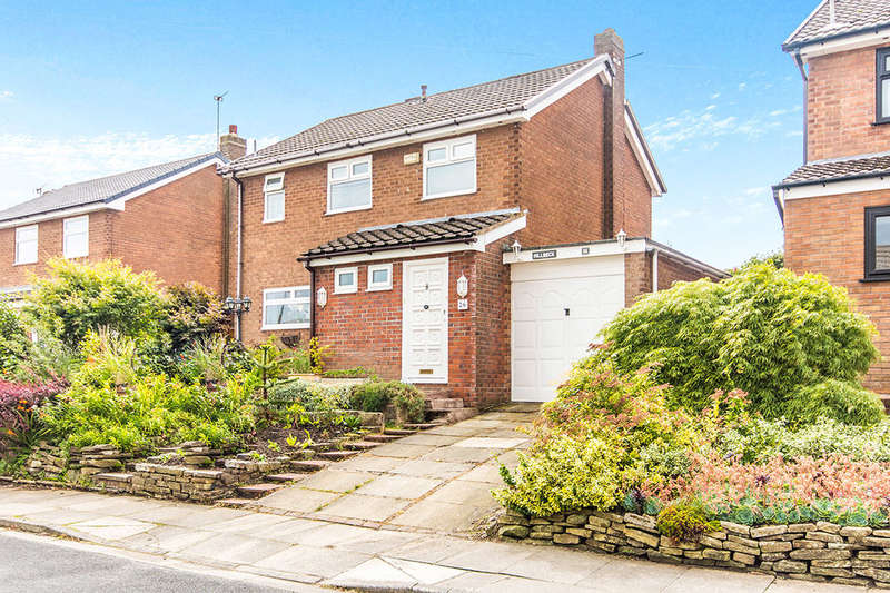 3 Bedrooms Detached House for sale in Clitheroe Drive, Bury, BL8