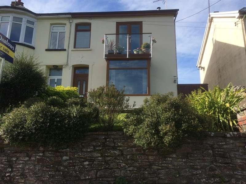 3 Bedrooms Semi Detached House for sale in Old Ynysybwl Road, Ynysybwl, Pontypridd