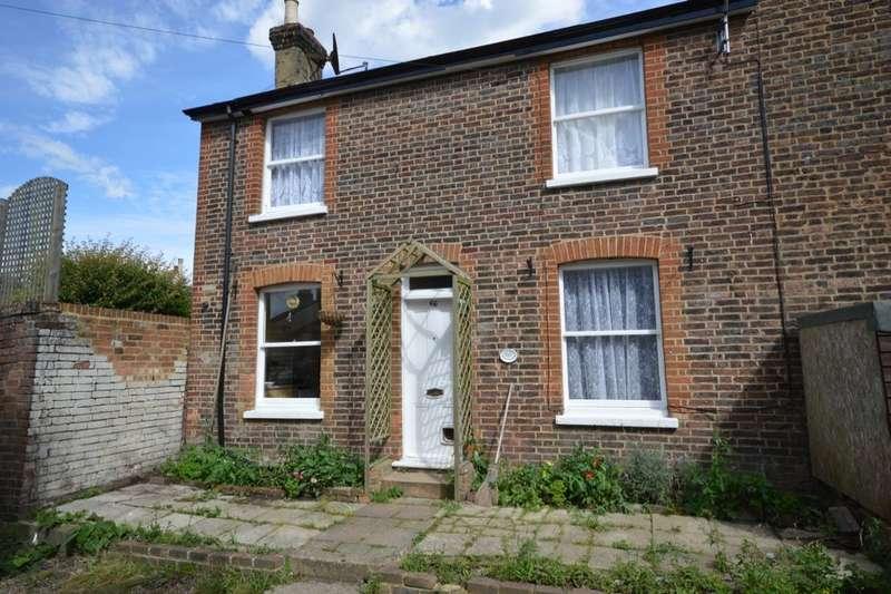 2 Bedrooms Semi Detached House for sale in Albion Road, Tunbridge Wells, TN1