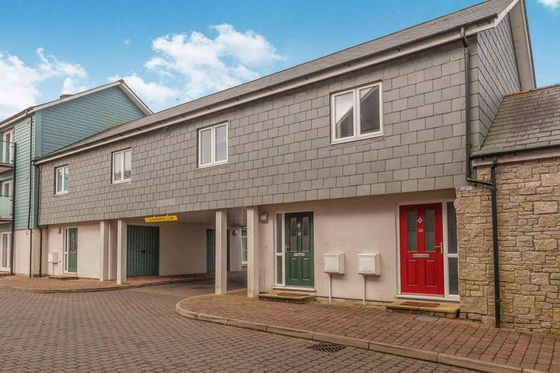 2 Bedrooms Flat for sale in Whym Kibbal Court, Redruth, TR15