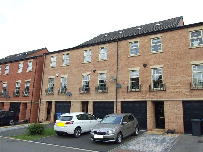 4 Bedrooms Town House for sale in Bridgeside Way, Spondon, Derby, Derbyshire, DE21
