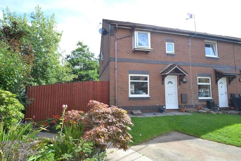 3 Bedrooms End Of Terrace House for sale in Cavendish Close, Thornhill, Cardiff. CF14 9HG
