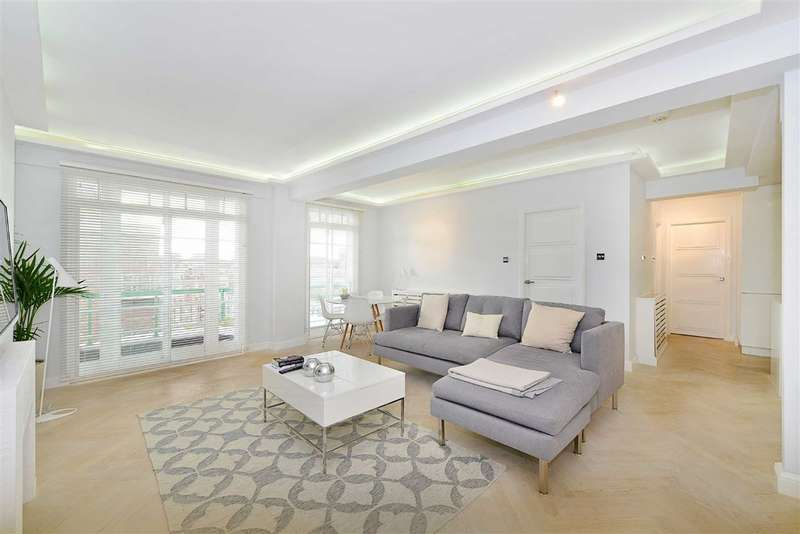 2 Bedrooms Flat for sale in Dorset House, London