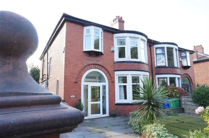 4 Bedrooms Property for sale in Barlow Moor Road, Chorlton, Manchester, M21