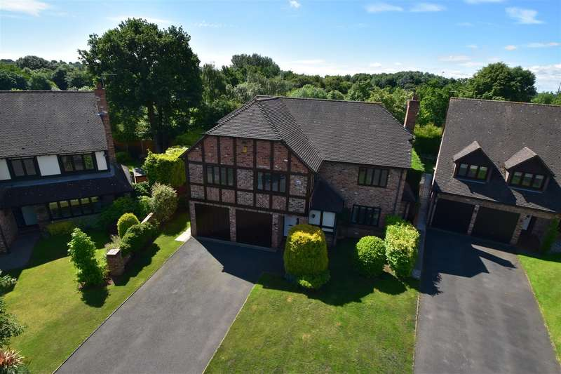 5 Bedrooms Property for sale in Westwood Close, Droitwich Spa
