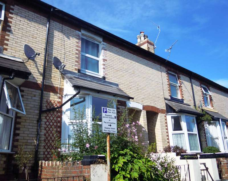 2 Bedrooms Terraced House for sale in Fisher Road, Newton Abbot