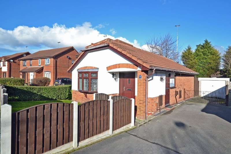 2 Bedrooms Detached Bungalow for sale in Parkinson Close, Wakefield