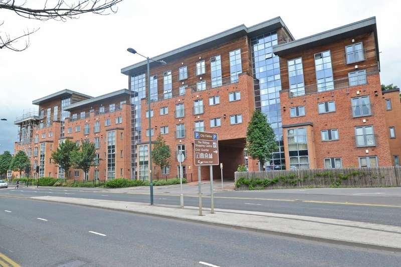 2 Bedrooms Ground Flat for sale in The Pinnacle, Ings Road, Wakefield