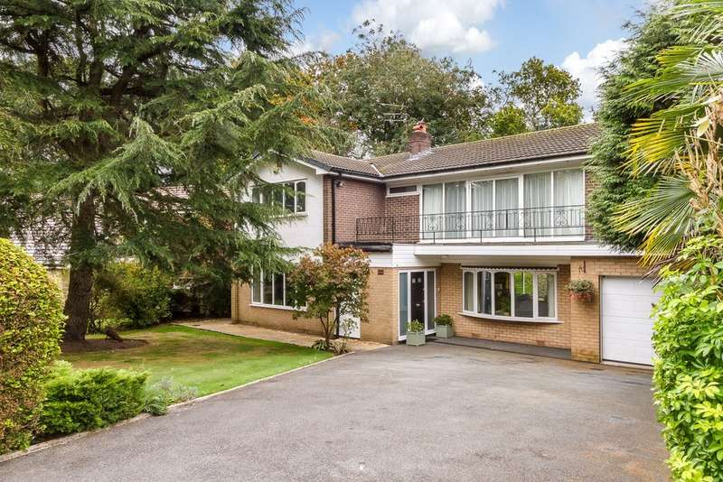 4 Bedrooms Detached House for sale in Rockford Lodge, Knutsford