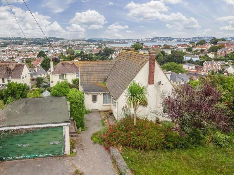4 Bedrooms Detached House for sale in Paignton, South Devon