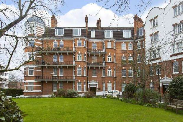 4 Bedrooms Flat for sale in Kings Gardens, West Hampstead, NW6