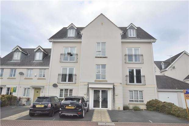 2 Bedrooms Flat for sale in Siskin Drive, CHELTENHAM, Gloucestershire, GL51 0WW
