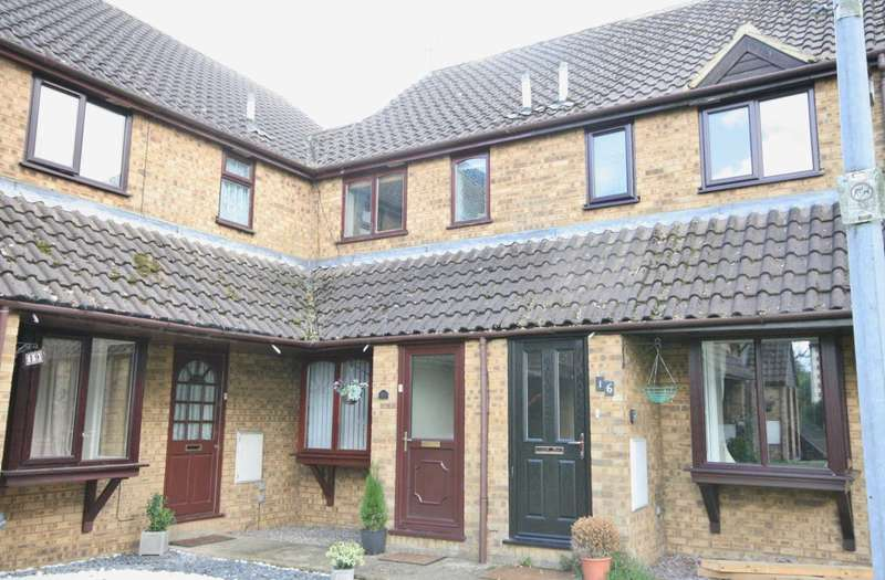 2 Bedrooms Terraced House for sale in Hockliffe