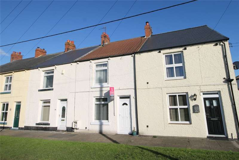 2 Bedrooms Terraced House for sale in Phoenix Row, Witton Park, Bishop Auckland, DL14