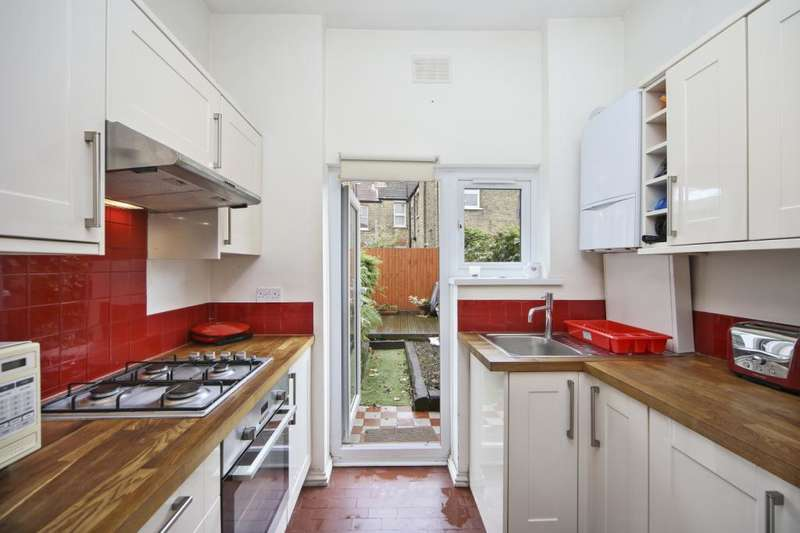 2 Bedrooms Flat for sale in Little Ealing Lane, London, W5