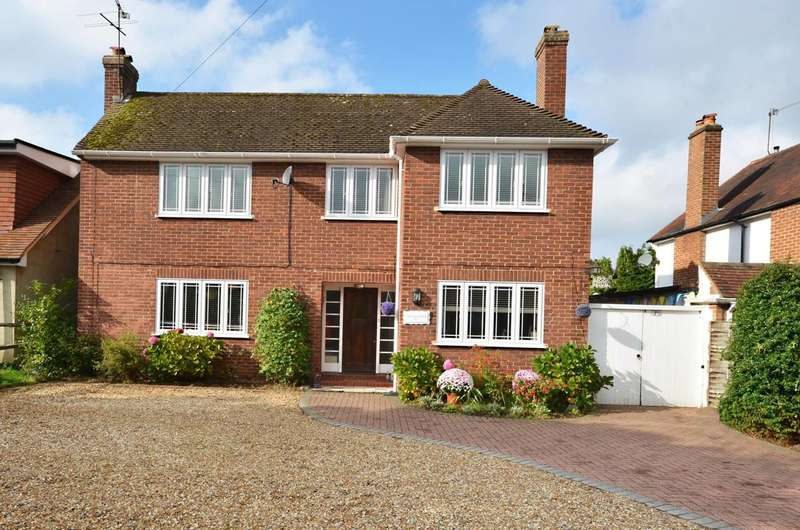 5 Bedrooms House for sale in Chestnut Grove, Woking, GU22