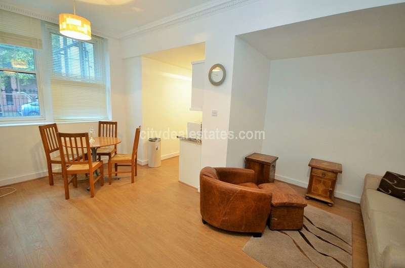 1 Bedroom Flat for sale in Hanover Gate Mansions, Park Road NW1 4SN