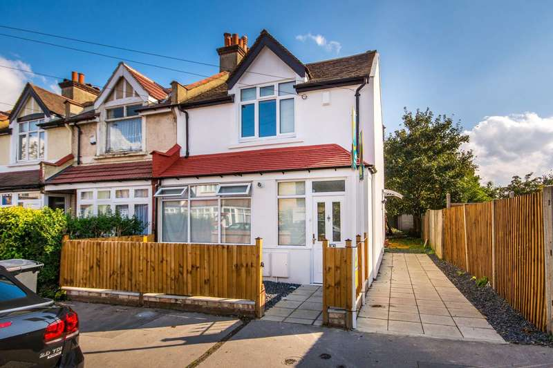 1 Bedroom Maisonette Flat for sale in Swain Road, Thornton Heath, CR7