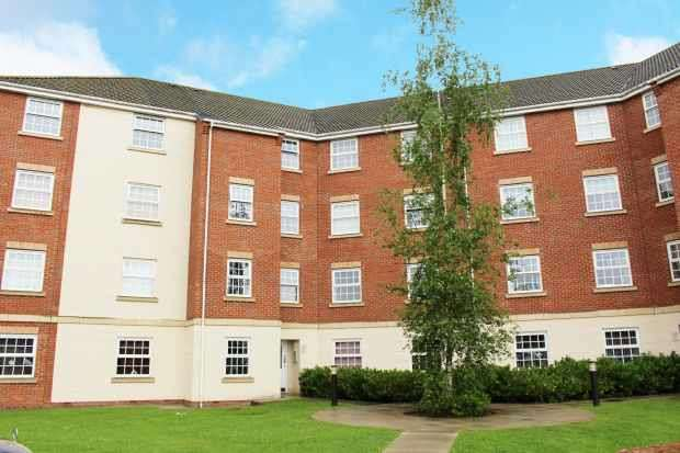 2 Bedrooms Apartment Flat for sale in 7 Birkby Close, Leicester, Leicestershire, LE5 1PS
