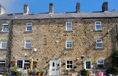 2 Bedrooms Terraced House for sale in High Row, Harrogate, North Yorkshire, HG3 4BS