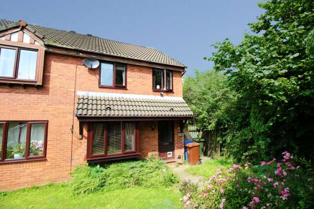 4 Bedrooms Semi Detached House for sale in Fir Tree Close, Chorley, Lancashire, PR7 3TB