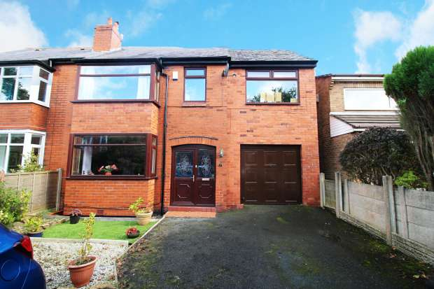 4 Bedrooms Semi Detached House for sale in Moss Avenue, Wigan, Lancashire, WN5 7BY