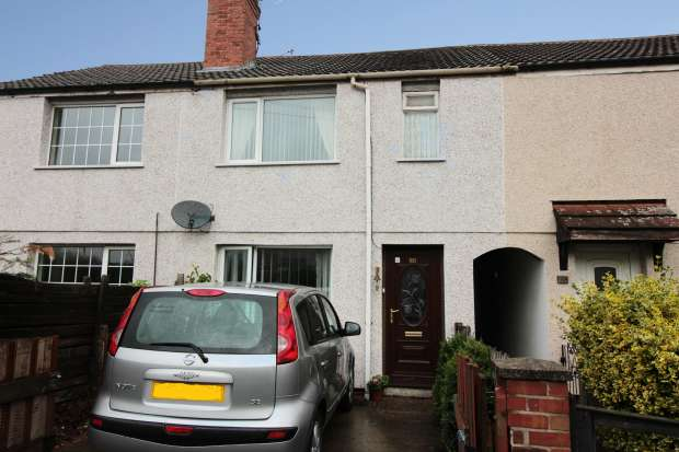 3 Bedrooms Terraced House for sale in The Crescent, Doncaster, South Yorkshire, DN7 4ES