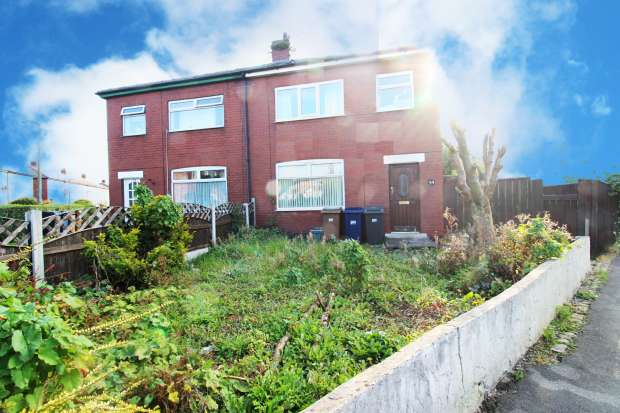 3 Bedrooms Semi Detached House for sale in Woodville St, Leyland, Lancashire, PR25 4GE