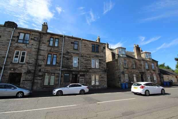 1 Bedroom Apartment Flat for sale in Milton Rd, Kilbirnie, Ayrshire, KA25 7BA