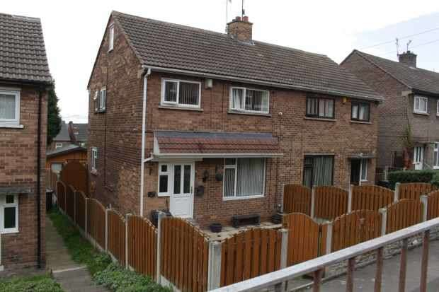 3 Bedrooms Semi Detached House for sale in Evelyn Street, Rotherham, South Yorkshire, S62 5JN