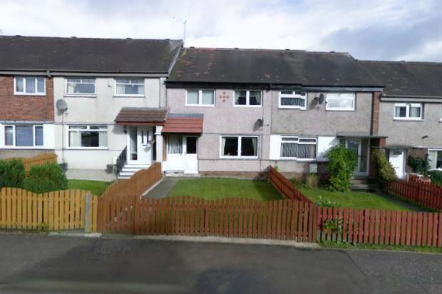 3 Bedrooms Terraced House for sale in Church Place, Fauldhouse, West Lothian, EH47 9HU
