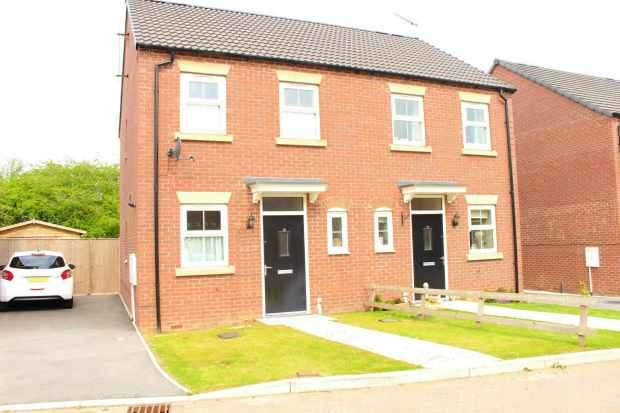 2 Bedrooms Semi Detached House for sale in Summer Way, Filey, North Yorkshire, YO14 0FE