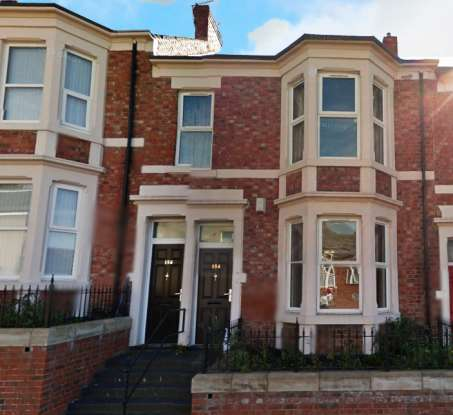 2 Bedrooms Ground Flat for sale in Joan St, Newcastle Upon Tyne, Tyne And Wear, NE4 8QN