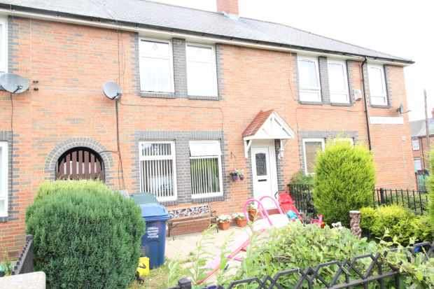 3 Bedrooms Semi Detached House for sale in Dunstanburgh Road, Newcastle Upon Tyne, Northumberland, NE6 2PT
