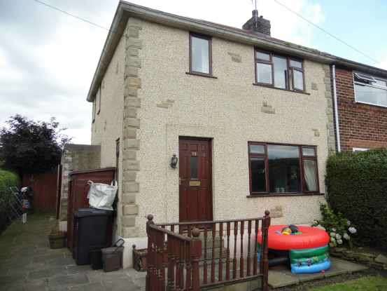 2 Bedrooms Semi Detached House for sale in Freeman Road, Halifax, West Yorkshire, HX3 9SF