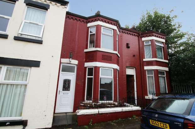2 Bedrooms Property for sale in Warbreck Avenue, Liverpool, Merseyside, L9 4RL