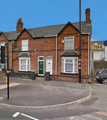 2 Bedrooms Terraced House for sale in Kingsbury Road, Birmingham, West Midlands, B24 9PZ