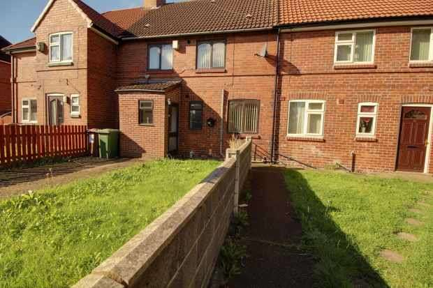 3 Bedrooms Terraced House for sale in Holmsley Ave, Pontefract, West Yorkshire, WF9 3HU